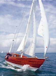 The Rise And Fall Of Wooden Sail Boats Crinan Classic Adventure